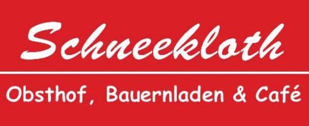 Obsthof-Bauernladen-Café Schneekloth