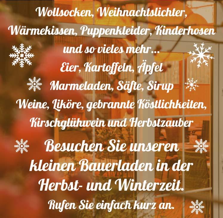 Winterladen